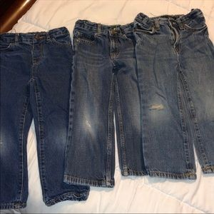 Other - BOYS JEANS SIZE 4T lot
